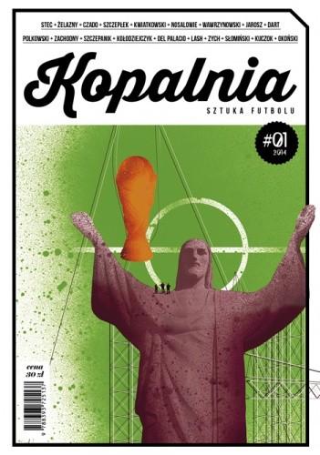 Okładka książki Kopalnia - Sztuka futbolu