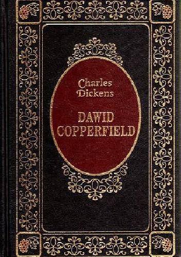 Okładka książki Dawid Copperfield. Część 1