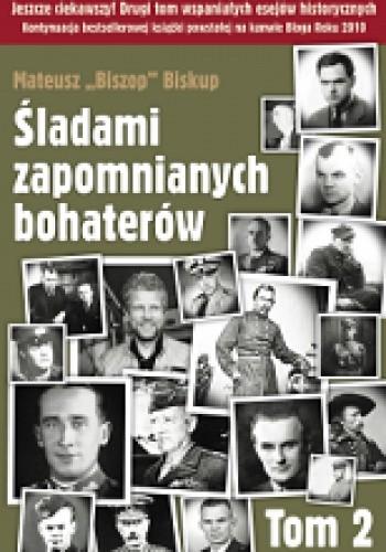Okładka książki Śladami zapomnianych bohaterów - tom 2