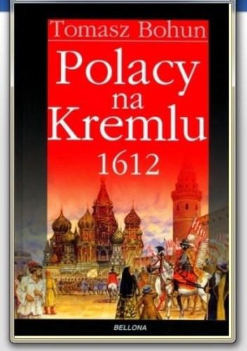 Okładka książki Polacy na Kremlu 1612