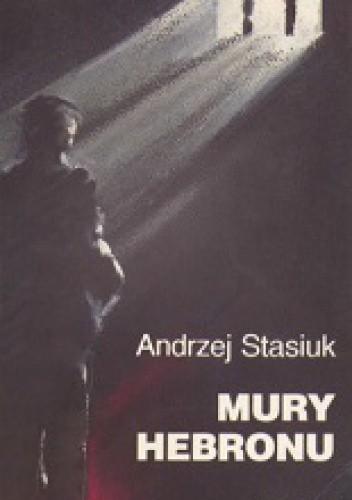 Okładka książki Mury Hebronu