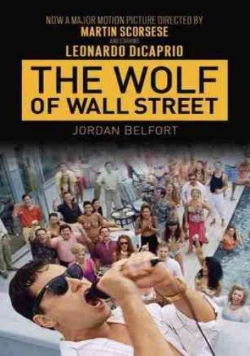 Okładka książki The Wolf of Wall Street