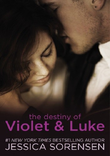 Okładka książki The Destiny of Violet and Luke