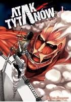 Atak Tytanów tom 1