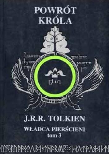 Okładka książki Powrót króla