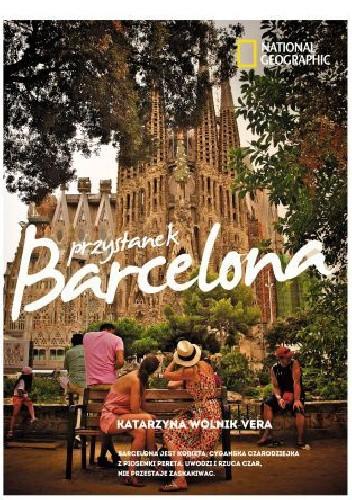 Okładka książki Przystanek Barcelona