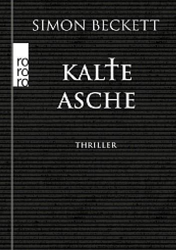 Okładka książki Kalte Asche