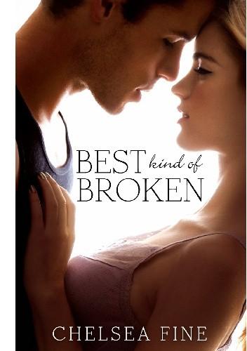 Okładka książki Best Kind of Broken