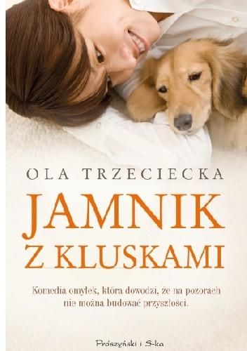 Okładka książki Jamnik z Kluskami