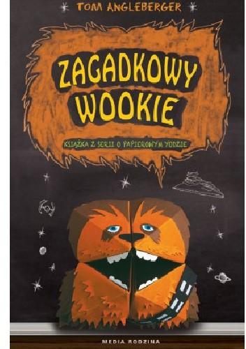 Okładka książki Zagadkowy Wookie