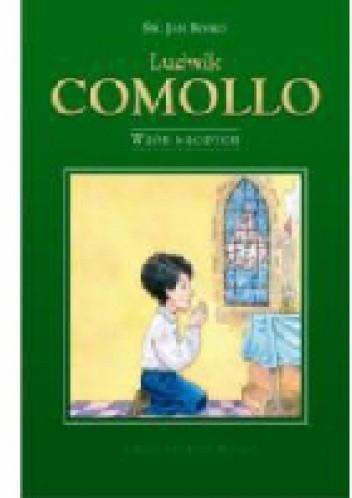 Okładka książki Ludwik Comollo - Wzór Młodych