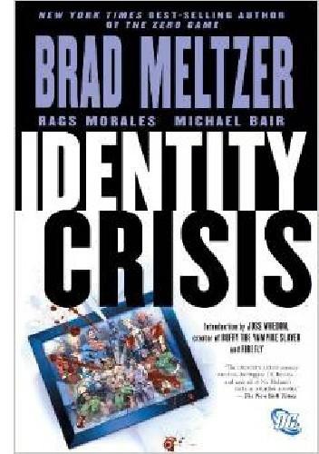 Okładka książki Identity Crisis
