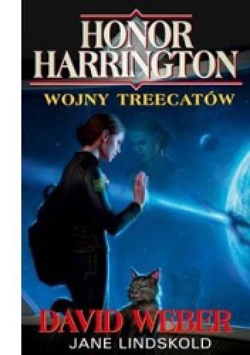 Okładka książki Wojny treecatów