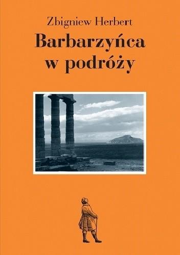 Okładka książki Barbarzyńca w podróży