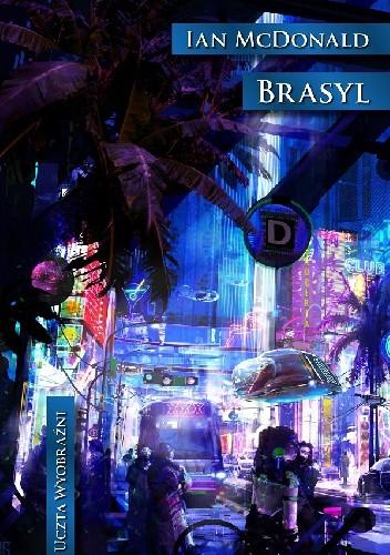 Okładka książki Brasyl