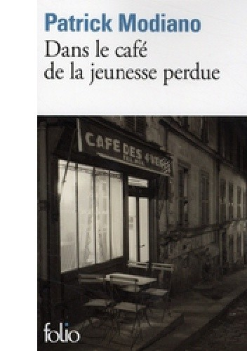 Okładka książki Dans le café de la jeunesse perdue