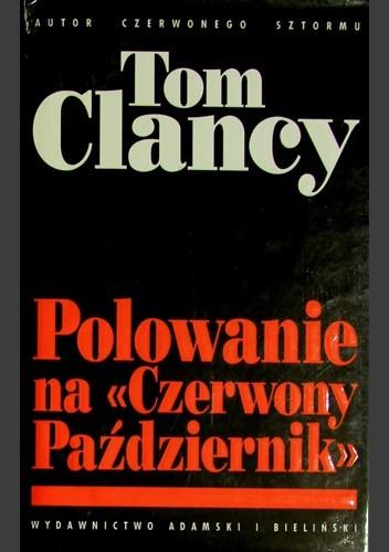 Okładka książki Polowanie na Czerwony Październik
