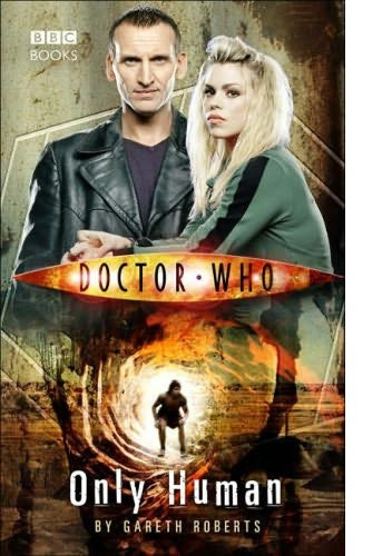 Okładka książki Doctor Who: Only Human