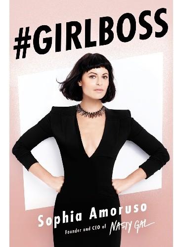 Okładka książki #GIRLBOSS