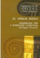 Niedokończony spór o antropologię filozoficzną (Heidegger-Plessner)