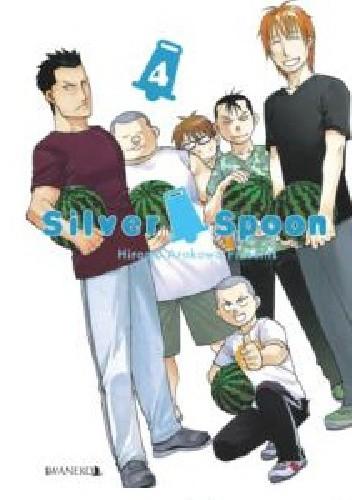 Okładka książki Silver Spoon tom 4