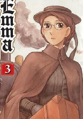 Okładka książki Emma tom 3