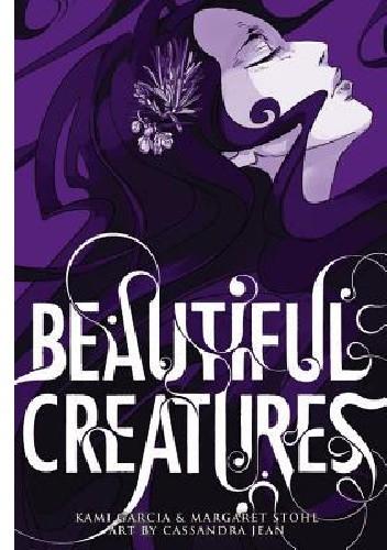 Okładka książki Beautiful Creatures. The Manga