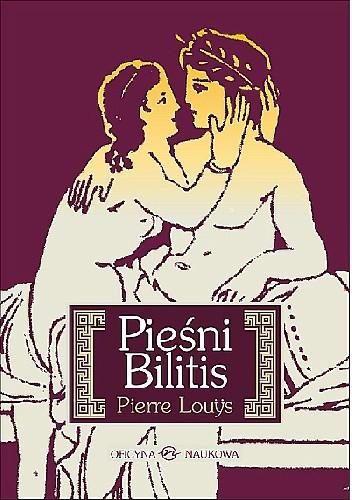 Okładka książki Pieśni Bilitis