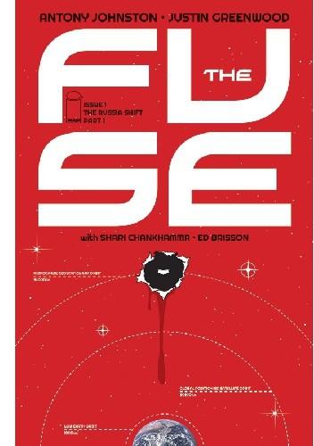 Okładka książki The Fuse #1