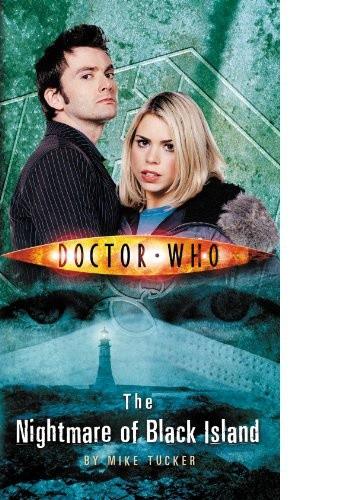 Okładka książki Doctor Who: The Nightmare Of Black Island
