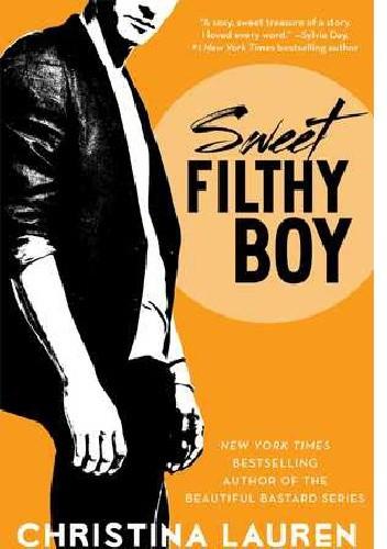 Okładka książki Sweet Filthy Boy
