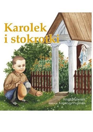 Okładka książki Karolek i stokrotki