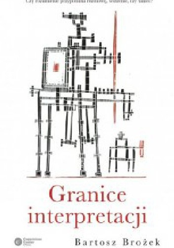 Okładka książki Granice interpretacji