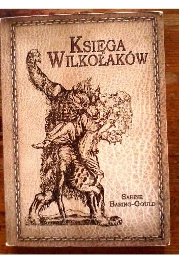 Okładka książki Księga wilkołaków