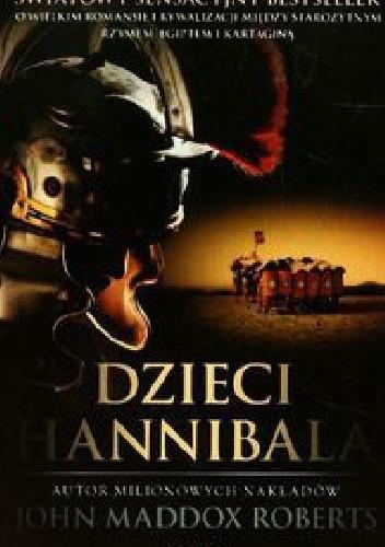 Okładka książki Dzieci Hannibala