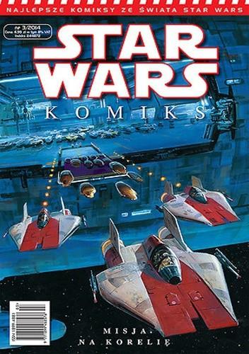 Okładka książki Star Wars Komiks 3/2014