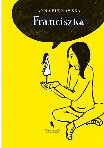 Okładka książki Franciszka