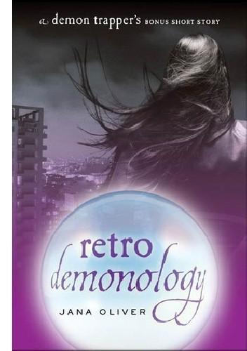 Okładka książki Retro Demonology