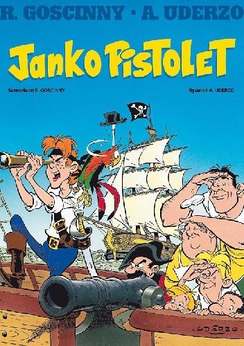 Okładka książki Janko Pistolet