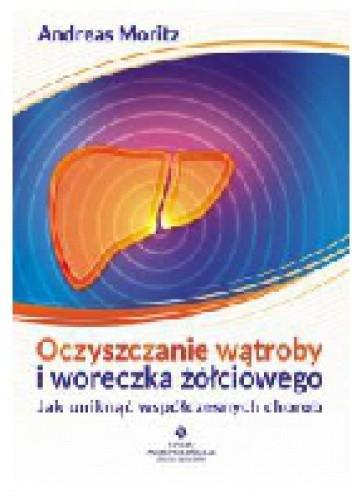 Okładka książki Oczyszczanie wątroby i woreczka żółciowego