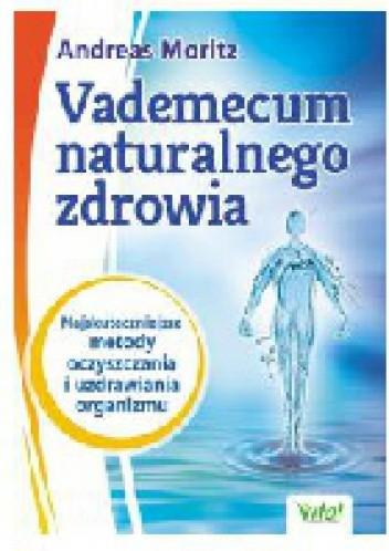 Okładka książki Vademecum naturalnego zdrowia