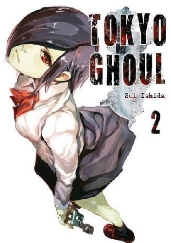 Okładka książki Tokyo Ghoul tom 2