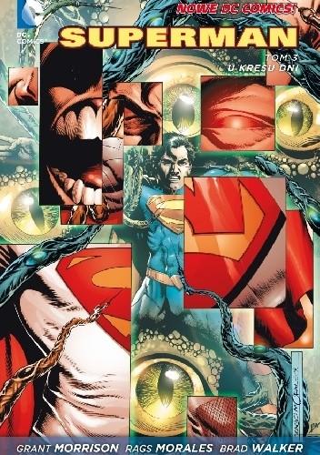Okładka książki Superman: U kresu dni