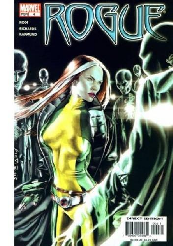 Okładka książki Rogue vol.3 #4
