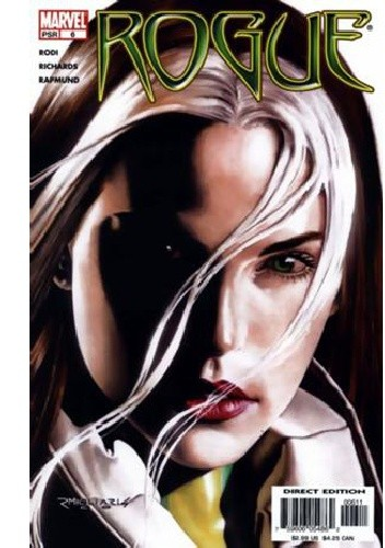 Okładka książki Rogue vol.3 #6