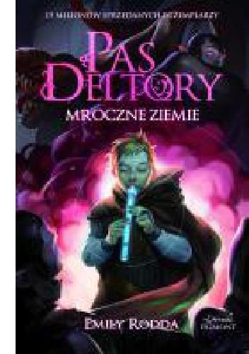 Okładka książki Pas Deltory: Mroczne Ziemie