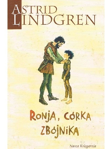 Okładka książki Ronja, córka zbójnika