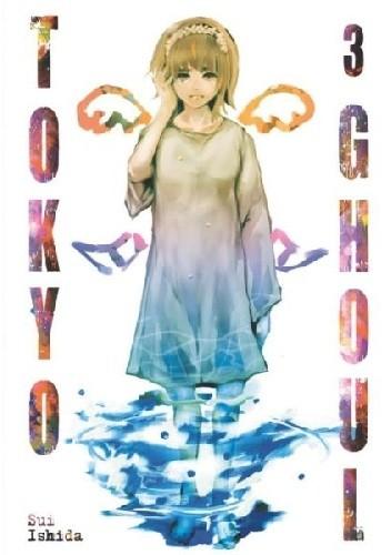 Okładka książki Tokyo Ghoul tom 3