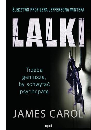 Okładka książki Lalki
