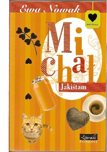 Okładka książki Michał Jakiśtam